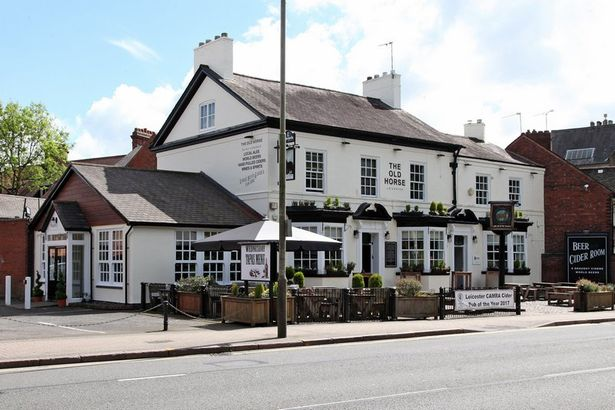 The Old Horse in London Road, Leicester