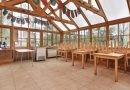 Tearoom at Leicestershire beauty spot available to rent