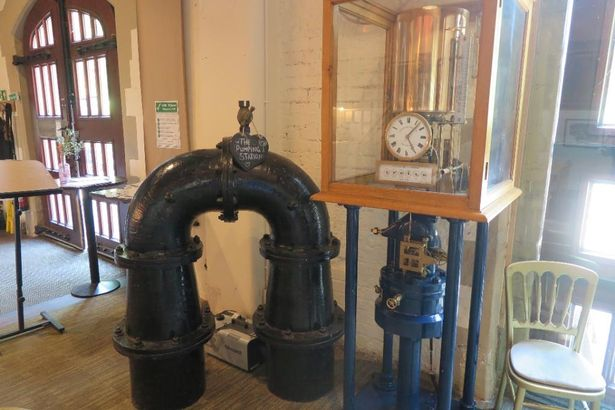 The property has been sensitively renovated over the years and retains many of the original features form the working pumping station